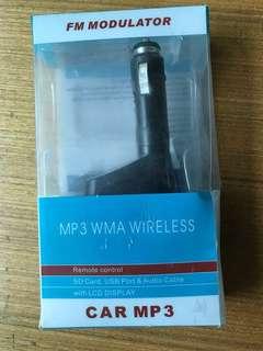 MP3 WMA Wireless