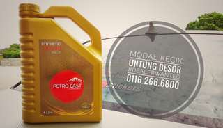 Petro East Engine Oil