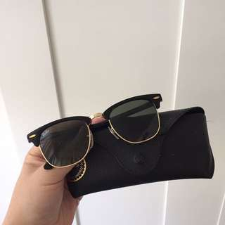 Rayban Classic Clubmaster