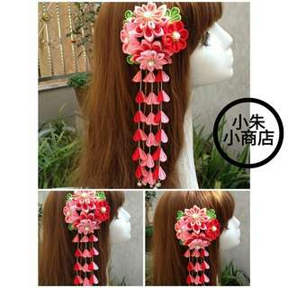 Japanese chinese style anime cosplay accessories hairpins
