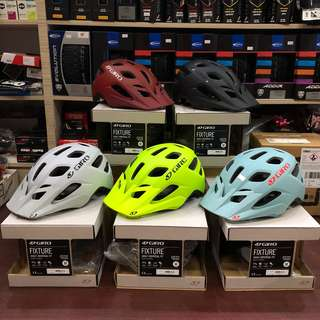 Hot selling!: Giro Fixture helmet