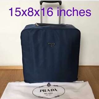 Preloved Prada Luggage