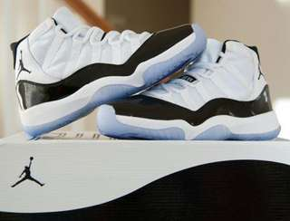 Air Jordan 11 retro in concord