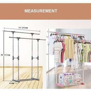 Laundry Hanger stainless steel