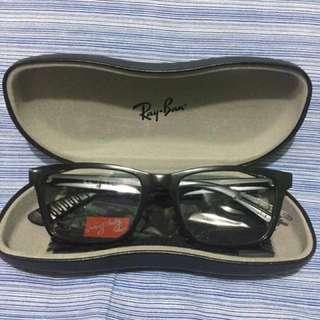 authentic rayban - eyeglass