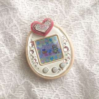 Tamagotchi p's with aikatsu pierce