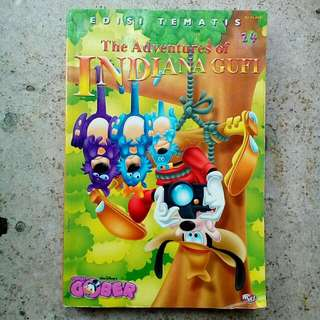 Komik Paman Gober Edisi Tematis: The Adventures Of Indiana Gufi