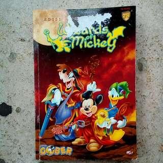 Komik Paman Gober Edisi Tematis: Wizards Of Mickey