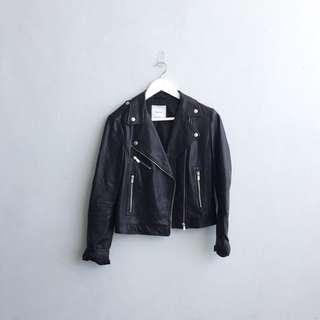 MANGO Motorcycle Jacket