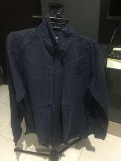 Uniqlo Dark blue long sleeves for men