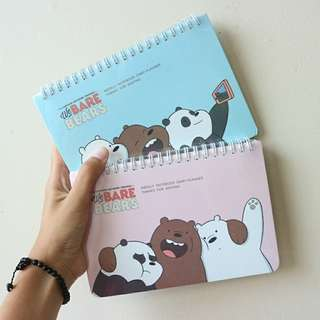 Weekly Planner We Bare Bears