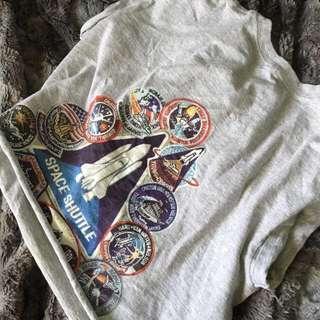 Topshop Nasa T-shirt