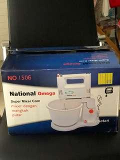 Super Mixer National Omega 1506