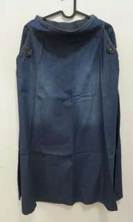 Rok jeans (fit to M)