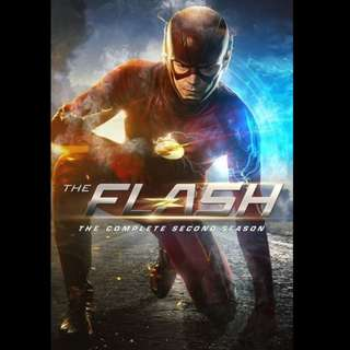 [Rent-TV-SERIES] THE FLASH SEASON 2 (2015)