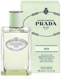 Prada Les Infusions D'Iris EDP Spray 100ml Women's Perfume