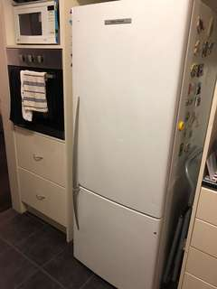 FISHER AND PAYKEL FRIDGE FREEZER