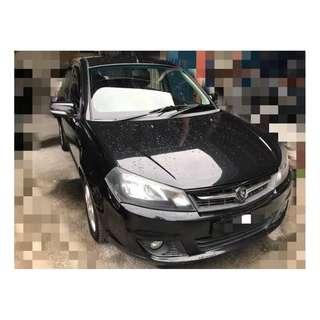 PROTON SAGA FLX 1.3 AUTO TAHUN 2013 (01126272191 - JOSH)