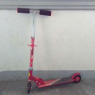 Ferrari 2 Wheel Scooter FOR SALE!!!
