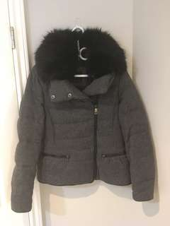 Zara Winter Jacket Size L