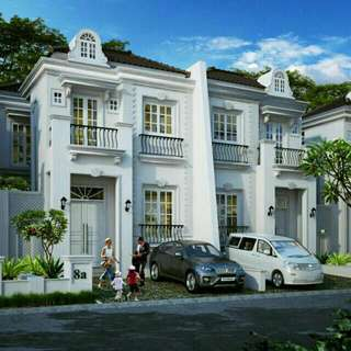 Rumah di Bintaro Jakarta Selatan