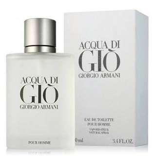 Aqua De Gio Giorgio Armani  Inspired Perfumes