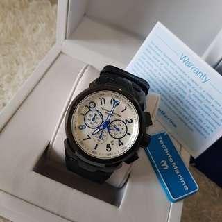 Authentic Technomarine Men's Sea Quartz TM715027 Watch
