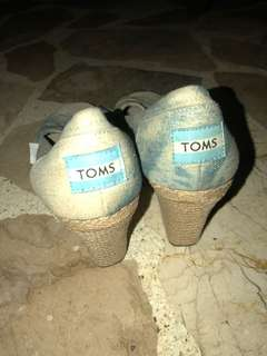 Tom's Wedge Shoes