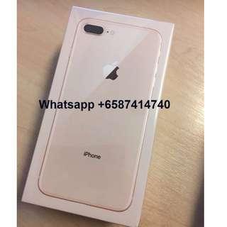Apple iPhone 8 Plus 128GB All Colors Available Unlocked Ori