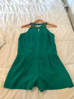 Guess Marciano green romper