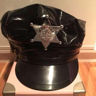Dress up police hat