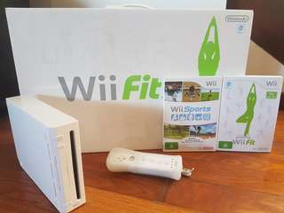 Wii Bundle (see below for details)