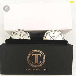 Brandnew Compass cufflinks