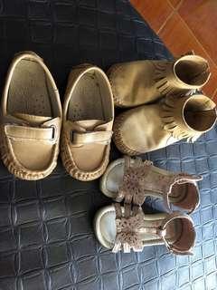 Preloved shoes/swap sa dress same amount