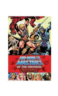PO: He-Man and the Masters of the Universe Minicomic Collection