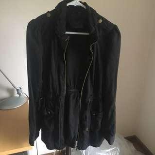 Portmans black jacket