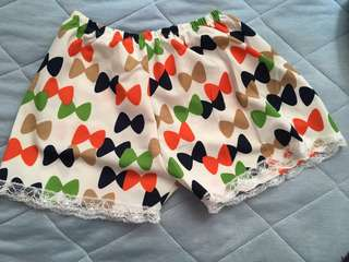 Ribbon Short