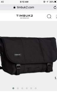 (PRICE REDUCTION) Timbuk2 Classic Messenger Sling Bag M