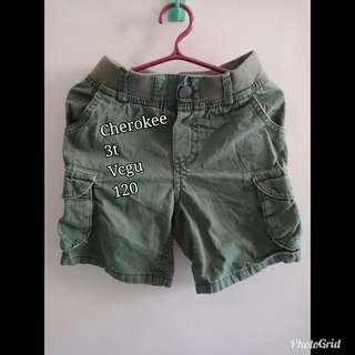 Cherokee short