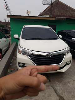 OVER CREDIT AVANZA G 1.3 MANUAL 2016