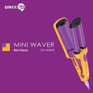 Unix Take Out Mini Wave Iron