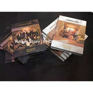 [readystock] Wanna One (I Promise You)