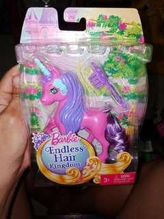 Barbie Endless Hair Kingdom Unicorn
