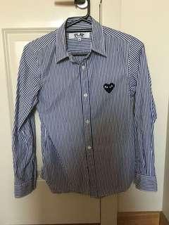 Comme des Garcons Play Shirt