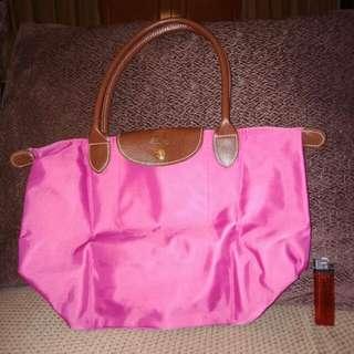 Preloved long champ bag
