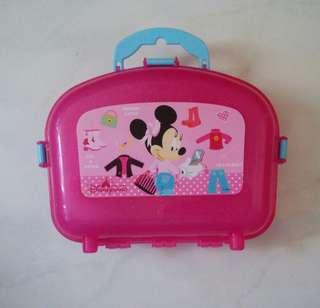 Disney Minnie Picnic set 迪士尼米妮野餐盒