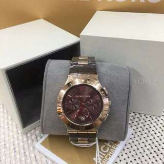 Authentic Mk watch 1 yeAR Warranty