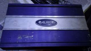 Caliber power mono block amplifier