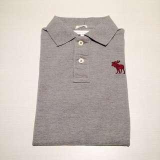 🚚 A&F Abercrombie & fitch 經典polo衫 短袖