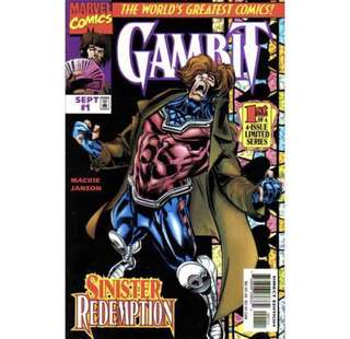 GAMBIT #1 (1997) Various issues